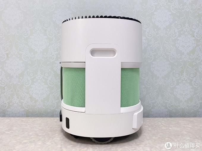 会移动的空净!一台搞定全屋净化,科沃斯空气净化机器人沁宝Ava让净化变得更高效