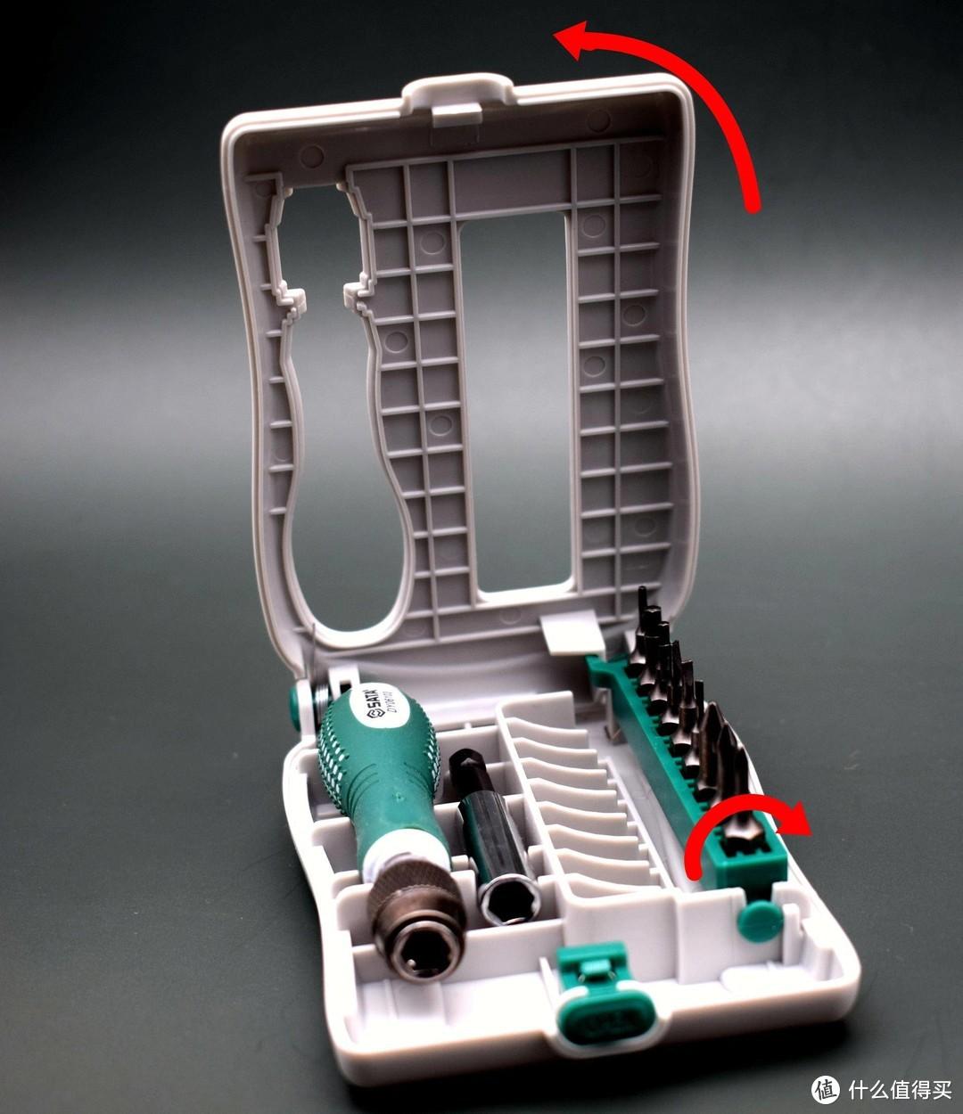 始于颜值,世达12件套便携螺丝刀套装DY06103开箱