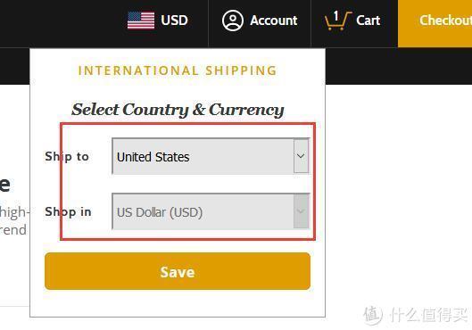 领券的时候记得要把地址也改成美国