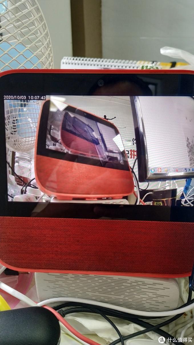 小白智能摄像机 云台版TM16