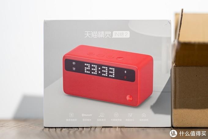 一个有温度的未来智能音箱-天猫精灵 IN糖2