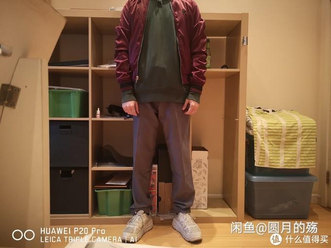 帝都90后上班族首帖:如何用优衣库149元西裤和99元帽衫搭配出真香。(通勤/户外/遛弯等)