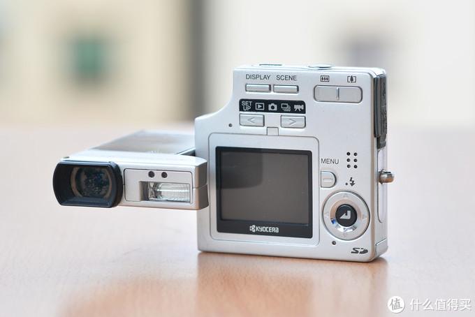 京瓷相机SL400r