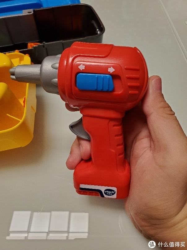 闲鱼60元淘的VTech 伟易达 互动学习工具箱 开箱