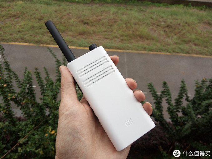 户外通话无需网络,小米对讲机Lite体验