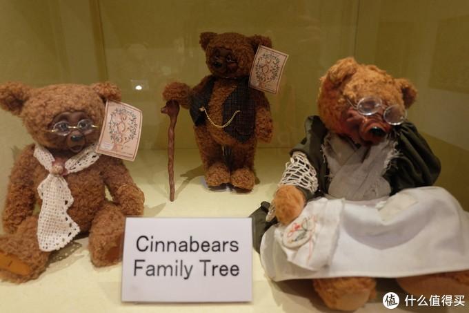 中日韩三国泰迪熊博物馆大赏