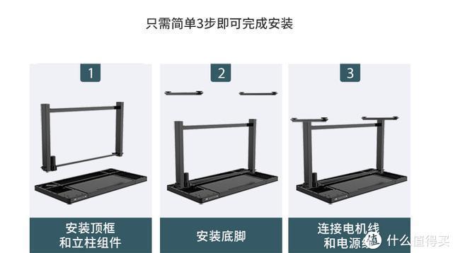 乐歌E5电动升降桌体验:艺术范的设计,健康的工作方式