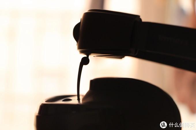 巨幕画面·近在咫尺 LUCI immers 超高清头戴显示器