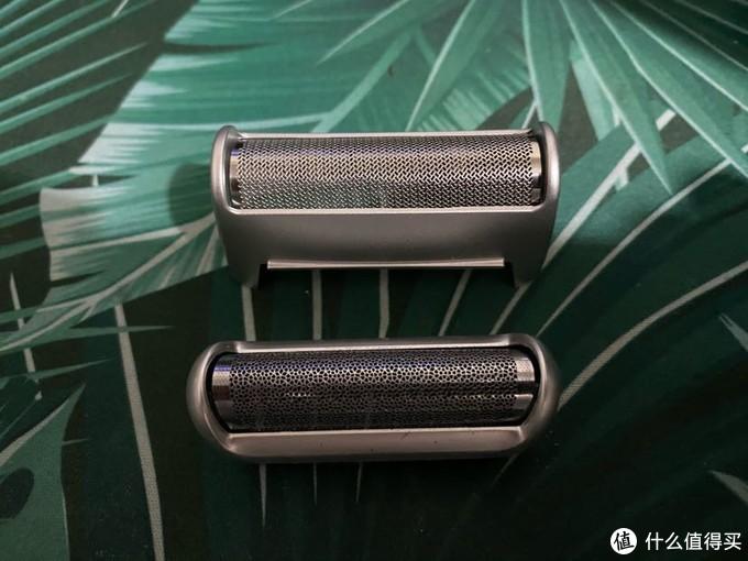 解毒剃须刀:博朗M60、松下ESB383对比