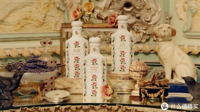 GUCCI 月光曲 颜值超高、薰衣草超纯的花瓶香水