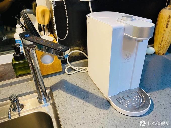 直饮机很常见,打开龙头就能喝热水的净水机了解下?