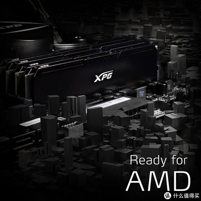 ADATA威刚 发布XPG GAMMIX D20 DDR4内存,低调的黑武士