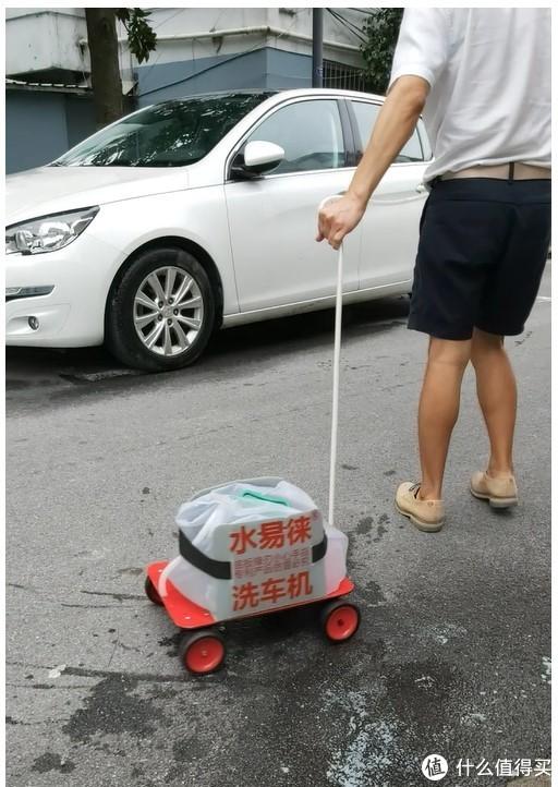 锂电池便携式洗车器哪个好?不用提水的洗车机才能避免闲置