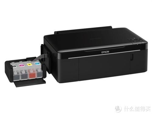 第一代墨仓式打印机——爱普生L101