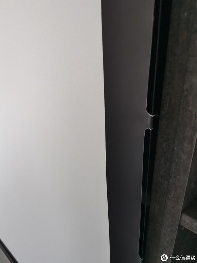影辉120寸投影幕布开箱及安装