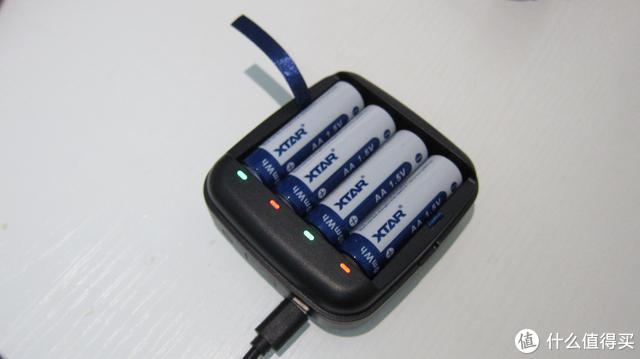 还买彩虹电池?XTAR充电电池,循环1300次,包你一辈子