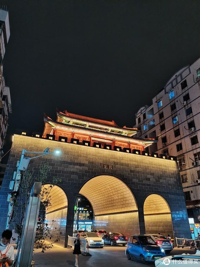 漳州古城楼