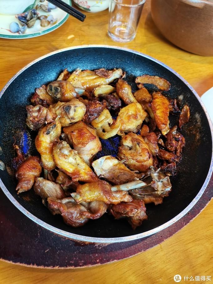 沙姜米酒鸡