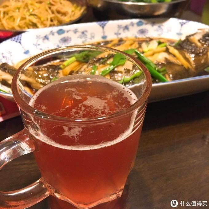 桃李春风一杯酒!女神挚爱的1664桃红啤酒测评!