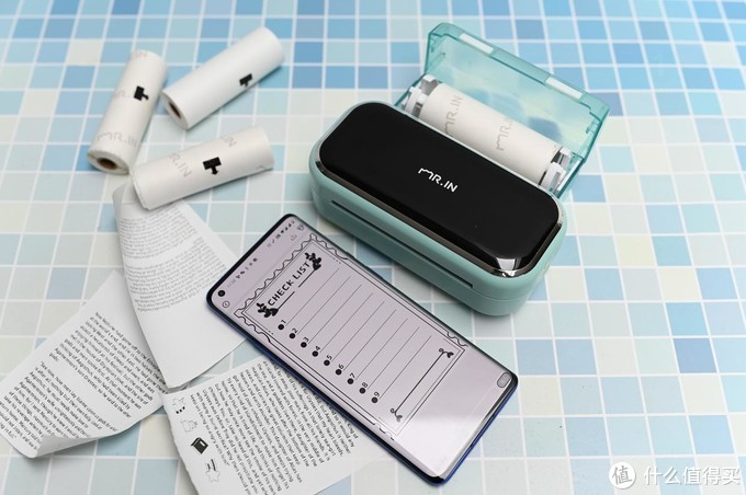 大尺寸随心印,轻松记下更多内容,印先森M03口袋打印机体验