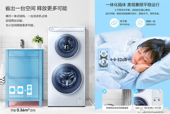 幸福来得太突然,统帅TQG130-B99W3U1双筒洗衣机试用分享