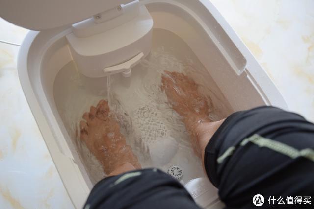 给脚做个SPA,这也太享受了吧,HITH智能足浴器Q3体验