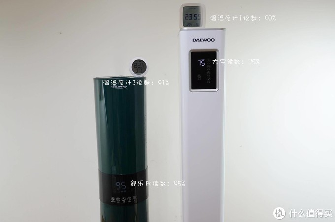对付干燥,你的加湿器选对了么?SoleusAir舒乐氏蓝岭雾立式加湿器VS DAEWOO大宇J9