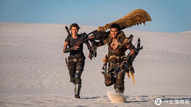 《怪物猎人》真人电影影像再公开,托尼贾弯弓射箭!
