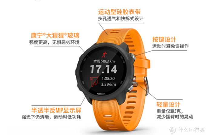 作为运动小白,想入手佳明手表怎么选?