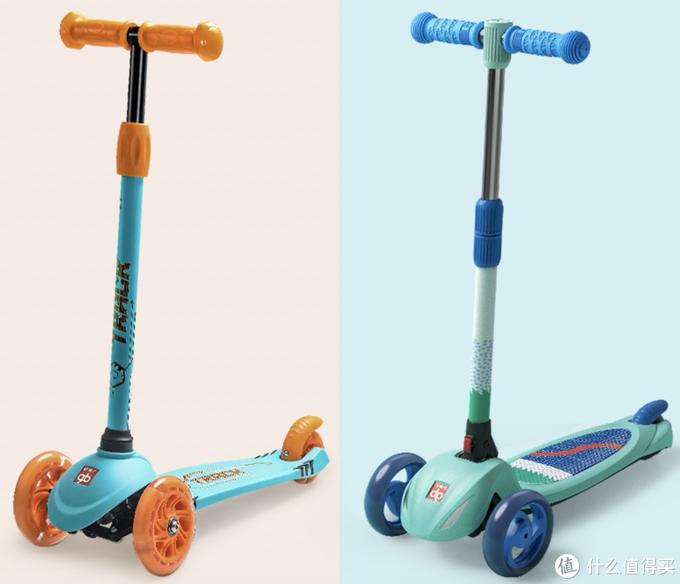 """""""遛娃神器""""必不可少,好用不贵的百元儿童滑板车清单"""