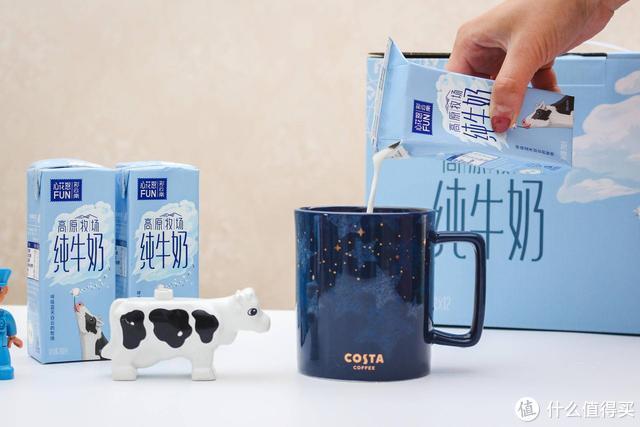 新希望高原牧场牛奶:好牛奶就是这样!