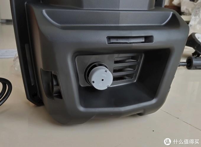 绿田 波塞冬 P4C 高压清洗机 开箱体验