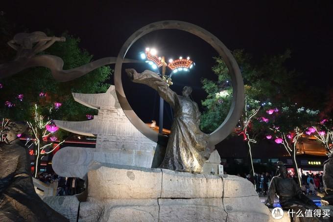 西安最出名的大唐文化,说到大唐怎能避开诗仙李白呢
