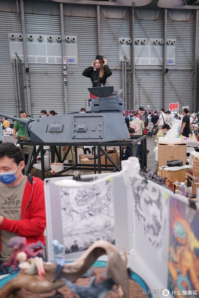 这里是模玩迷的天堂!图赏WF2020上海
