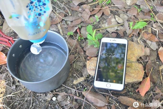 关于katadyn。befree 户外净水器的一些小分享