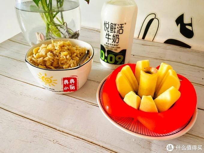 假期在家,早餐天天自己做,营养美味,孩子超满意