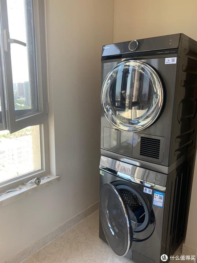 烘干机篇:天气渐凉准备好烘干机了吗?热泵洗烘套装推荐了解一下?
