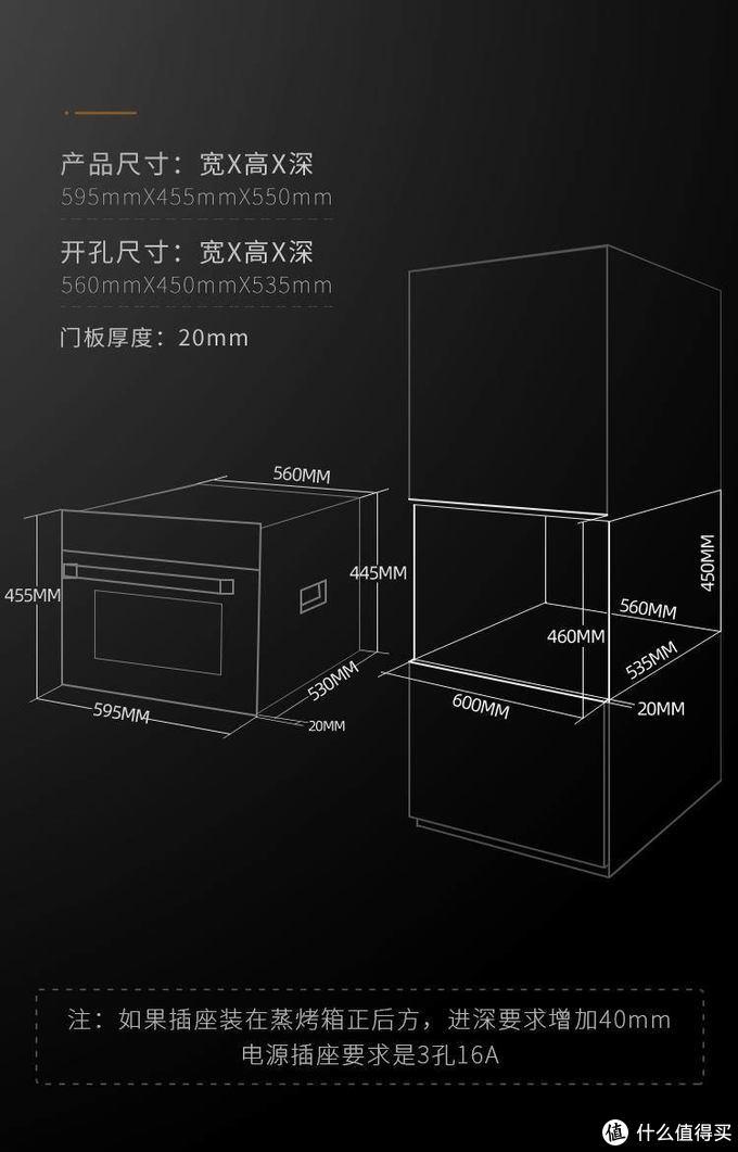 新家装修,我这次为什么要选择嵌入式蒸烤箱?