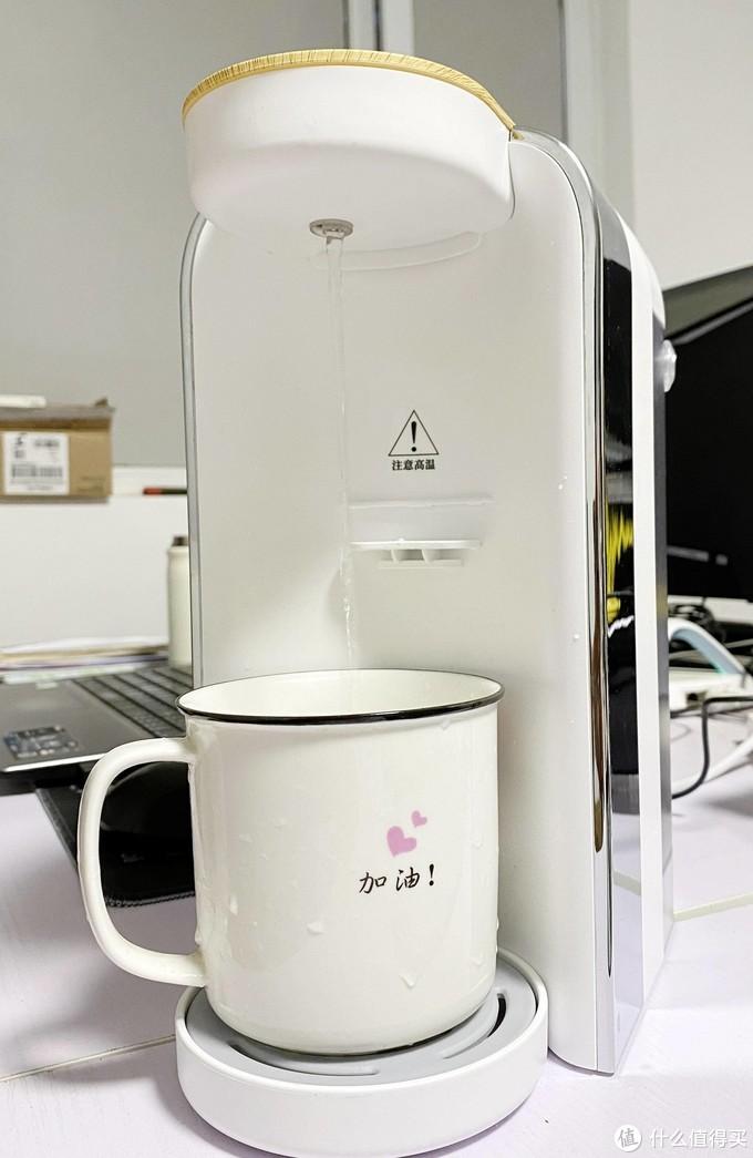 送给自己的礼物,鸣盏即热茶饮机到底怎么样?