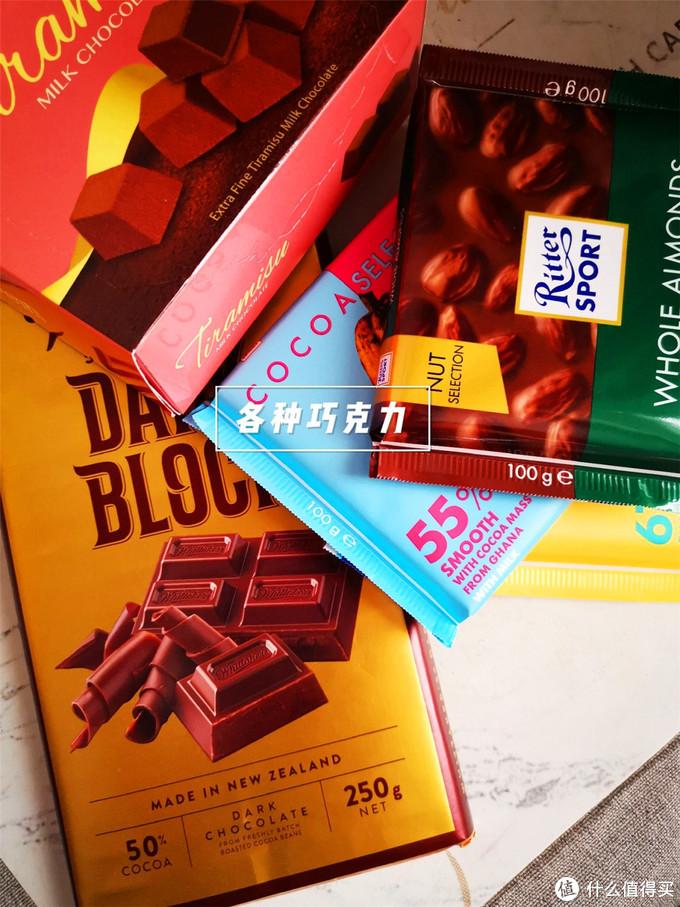 吃了容易发胖的巧克力,吃货眼中的绝对美味,海外代购都选它