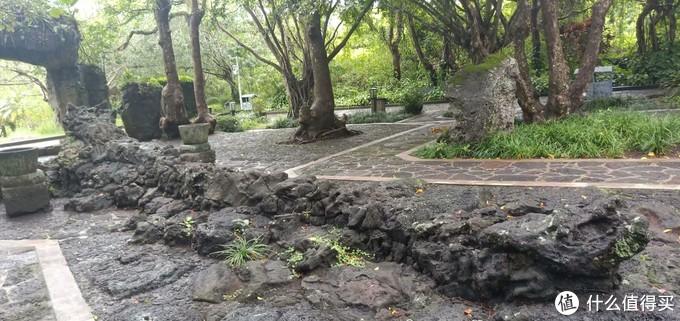 海口火山口地质公园