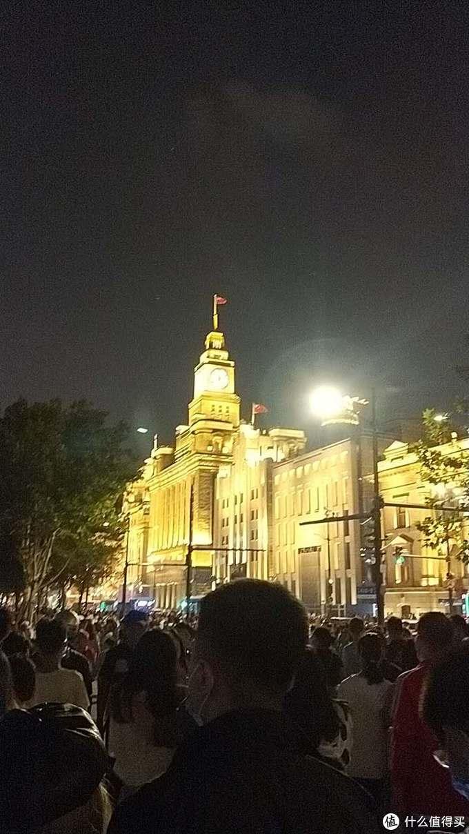 2020国庆辛酸之旅------上海外滩