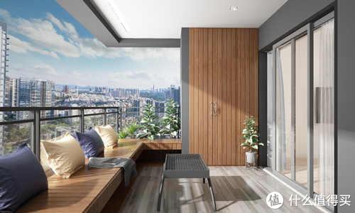 别再用阳台晾衣服了,这5种设计方案美观又实用,看完太爱了