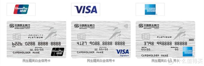 2020年民生信用卡体系及值得推荐的卡种全解!请收藏!