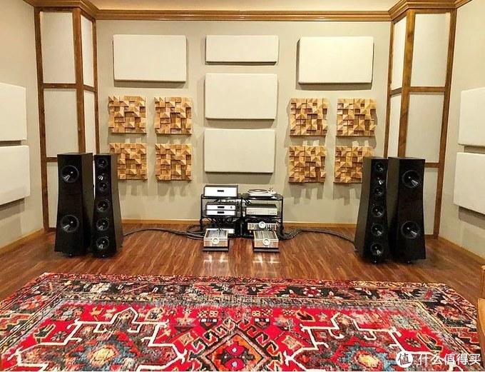 典型HiFi听音室的声学装修