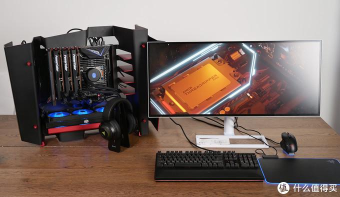 电脑与电脑之间不能一概而论 AMD线程撕裂者3990X整机上手体验