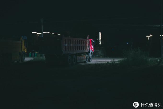 夜景掩盖黑圈,全开