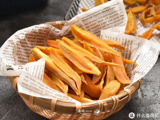 这样做的红薯简单又好吃,不油炸无添加,30斤都不够