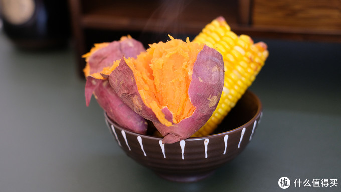 浪漫的快乐小食!给老妈的空气炸锅我先玩了玩