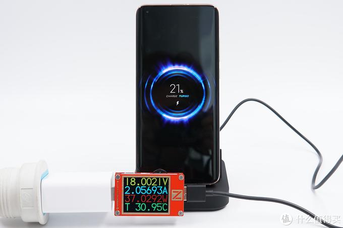 可立可卧,随走随充:小米30W立式无线充电宝评测